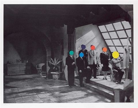 studio by john baldessari