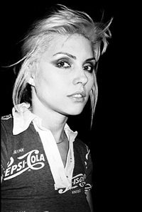 debbie harry, pepsi by bobby grossman