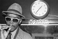 fab 5 freddy, no smoking, tv party by bobby grossman