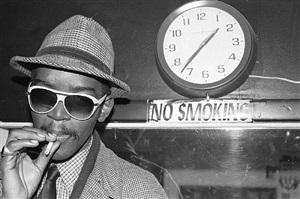 fab 5 freddy, no smoking, tv party by bobby grossman