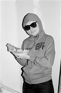 debbie harry, corn flakes, the hit factory by bobby grossman
