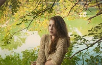 untitled (meghan in the morning) by yigal ozeri