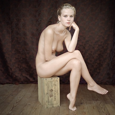 portrait 55 by mona kuhn