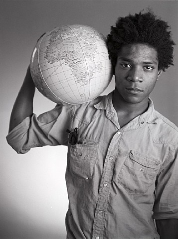 basquiat, may 29 1984 by the hilton brothers