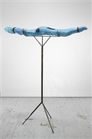 long stone (modern relic series) by keith sonnier