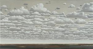 wolken, wolken, wolken by vija zarina