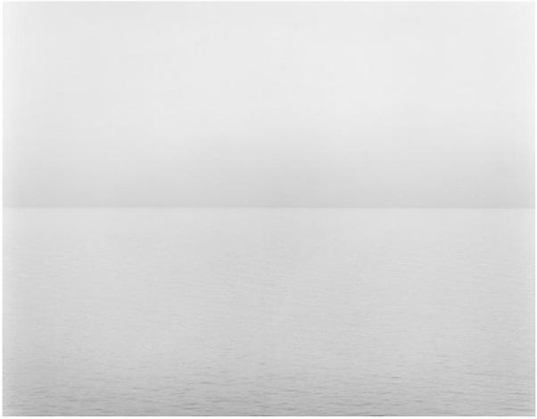 seascape by hiroshi sugimoto
