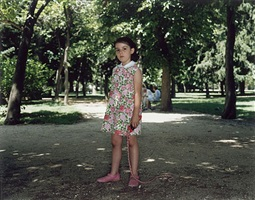 el parque del retiro, madrid, july 2, 2006 by rineke dijkstra