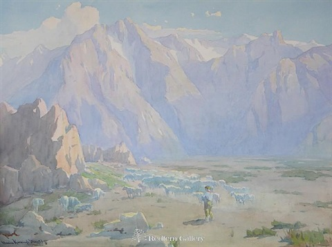 high mountain tender by marion kavanaugh wachtel
