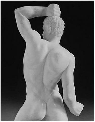 wrestler by robert mapplethorpe
