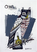 owl ii by david bates