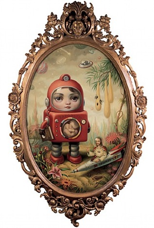 little sputnik by mark ryden