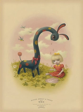 tears by mark ryden