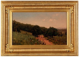near bernardsville, new jersey by worthington whittredge