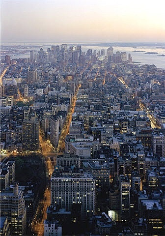 manhattan (new york) by ralf kaspers