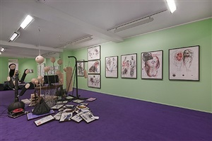 bjertnes - melgaard: installation view ix