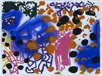 30 june : 1995 ph.95/g/31 by patrick heron