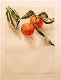 tangerines by avigdor arikha