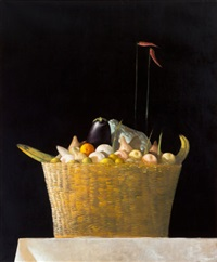 flying colors by julio larraz