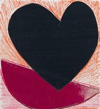 hearts by sir terry frost