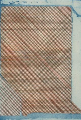 construct (grid) by richard diebenkorn