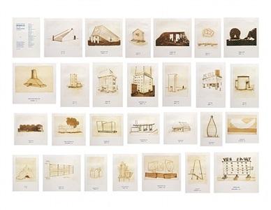 architectur modelle by thomas schütte