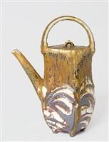 yohen water pot by ken matsuzaki