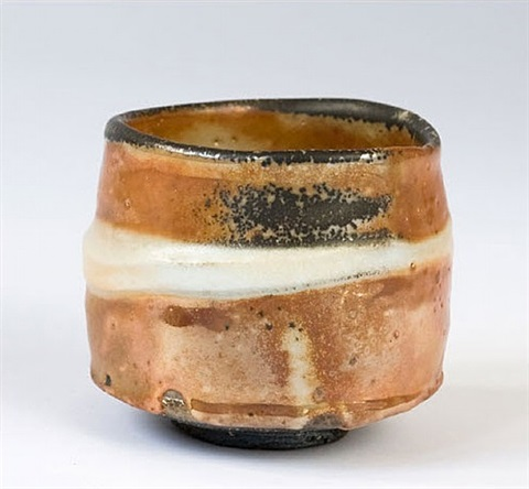tea bowl by ken matsuzaki