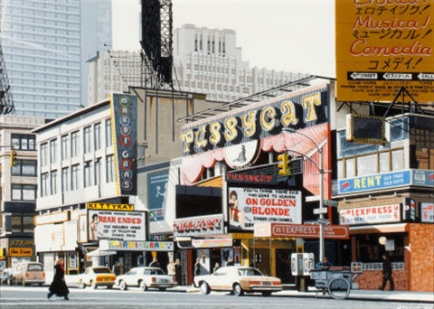 49th and broadway by don jacot