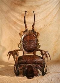trône mixo by michel haillard
