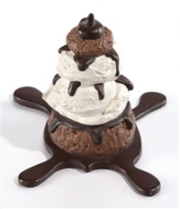 profiterole by claes oldenburg