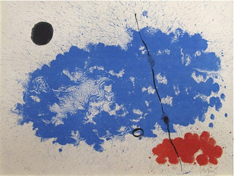 murals, derriere le miroir maeght edition before letters by joan miró