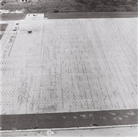 parking lots (set of 30) by ed ruscha