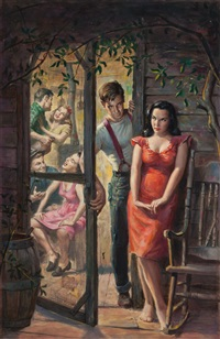 desire in the ozarks, paperback cover by american school (20)