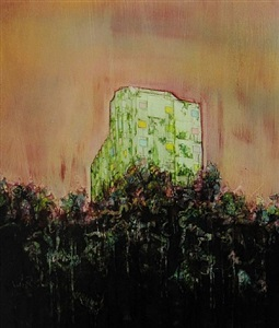 tower blocked by michele fletcher
