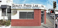 quality photo lab, 1300 cahuenga blvd, los angeles by scott mcfarland