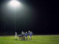 football landscape #9 (crenshaw vs. jefferson, los angeles, ca) by catherine opie