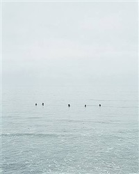 untitled #10 (surfers) by catherine opie