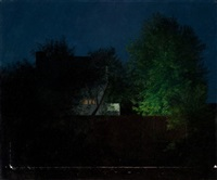 night scene by catherine murphy