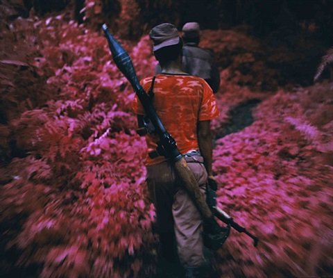 ruby tuesday by richard mosse
