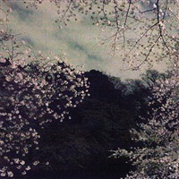 chasing good fortune: tokyo imperial memories, after midnight by ori gersht