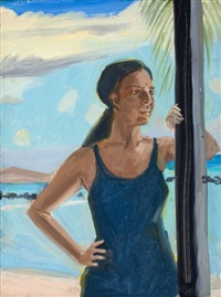 ada at tortola by alex katz