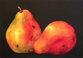 pear blush by bill baily