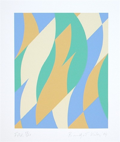 fold by bridget riley