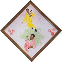 easter realness #1 by kehinde wiley