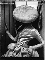 la fille en platre viii, dior collection summer 2007, paris by cathleen naundorf