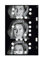 baby jane holzer at the factory by jonas mekas