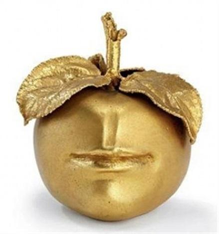pomme bouche by claude lalanne