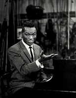 nat king cole by fred baker