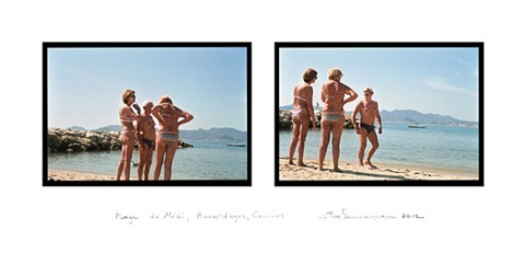plage du midi, beverdages, cannes by eve sonneman